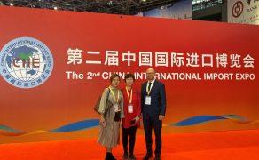 Polski sprzęt medyczny na China International Import Expo